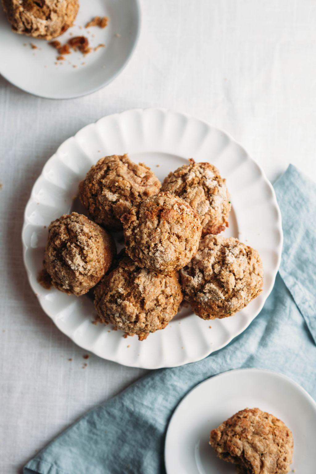 Zucchini Muffins - Tastemaker Blog