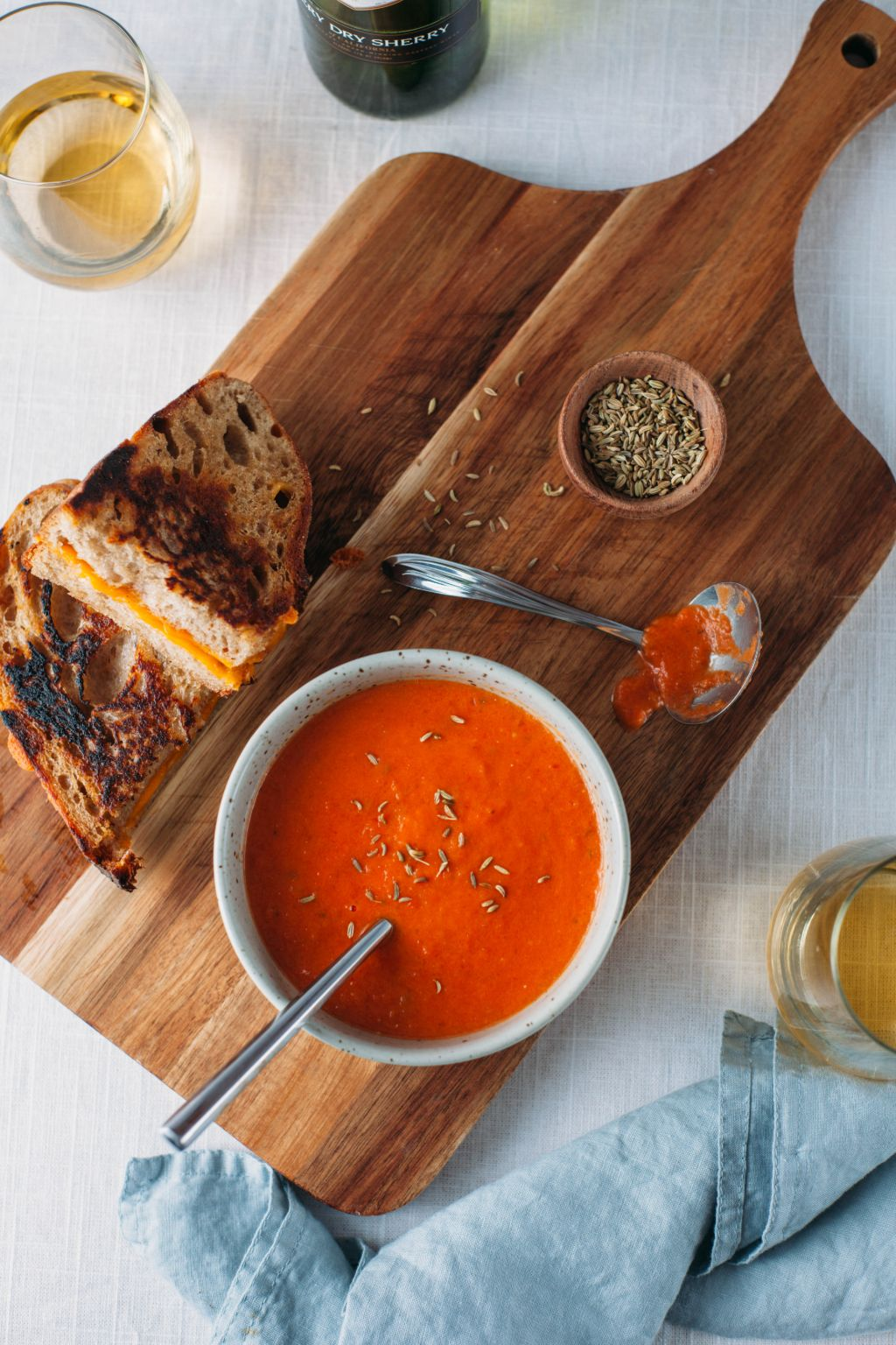 Creamy Tomato Soup - Tastemaker Blog