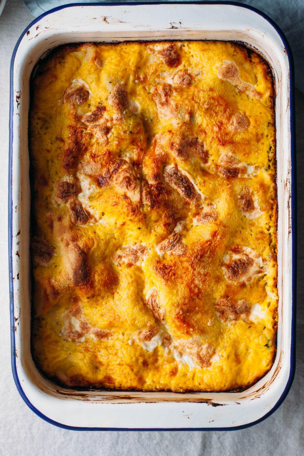Butternut Squash Lasagna - Tastemaker Blog