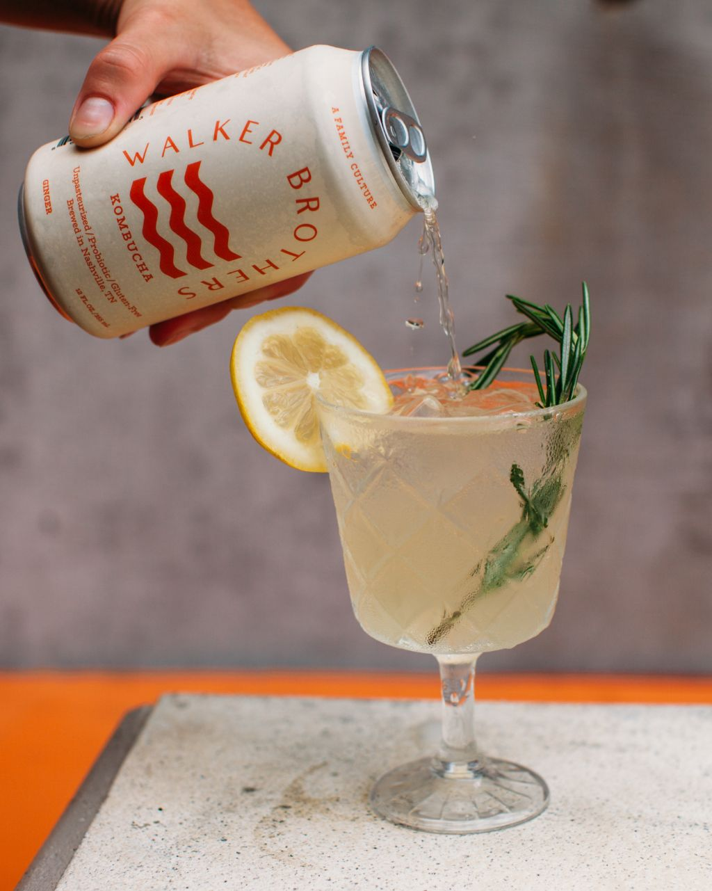 Tequila Honeybee Kombucha Cocktail - Tastemaker Blog